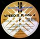 $ SPEED EP VOL.4  Wildside / Queen Of Love (BBB 030) EEE5+