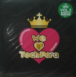 画像1: $ We Love TechPara VOL.2 (4枚組) We Love TechPara Box II (VEJT-89271) EEE99
