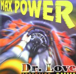 画像1: $$ DR.LOVE / MAX POWER (DELTA 1087) EEE3F