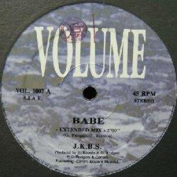 画像1: J.K.B.S. / BABE (VOL. 1007)