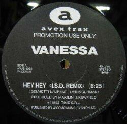 画像1: $ VANESSA / HEY HEY (I.S.D. REMIX) AVJS-1038 YYY43-969-10-46