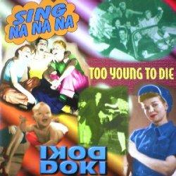 画像1: $$ DOKI DOKI / SING NA NA NA (DELTA 1076) EEE3F