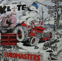 画像1: $$ EUROMASTERS / ALLES NAAR DE KL--TE (ITALY盤) YYY128-1932-13-13
