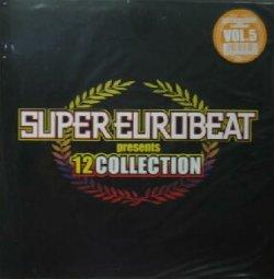 画像1: $$ SUPER EUROBEAT presents 12COLLECTION VOL.5 (4枚組)VEJT-89309〜89312 Y28