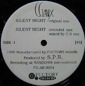 C.G MIX / SILENT NIGHT (FU AR ...